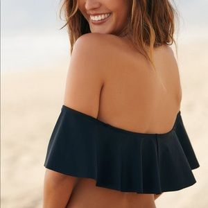 899a5770fe Free People Swim | Beach Riot X Fp Summer Off Shoulder Bikini Top ...